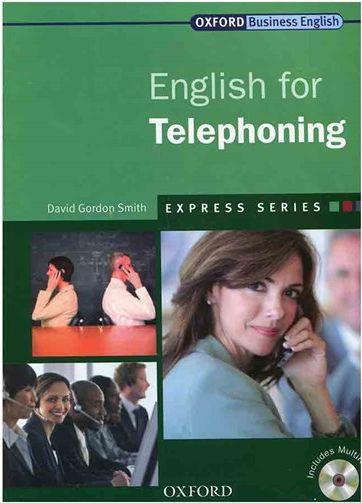 کتاب English For Telephoning +CD