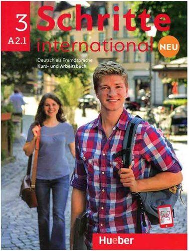 کتاب Schritte International Neu A2.1 SB+WB+CD