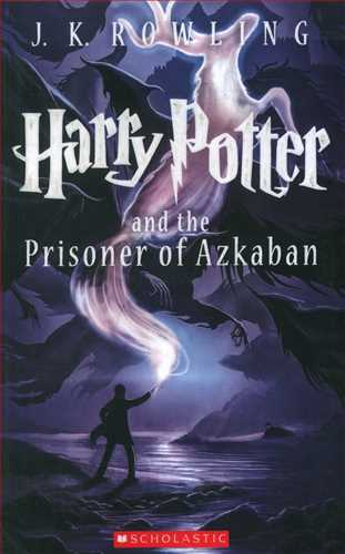 کتاب Harry Potter and the Prisoner of Azkaban - Harry Potter 3