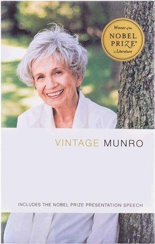 کتاب Vintage Munro