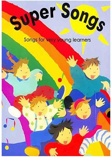 کتاب Super Song +CD