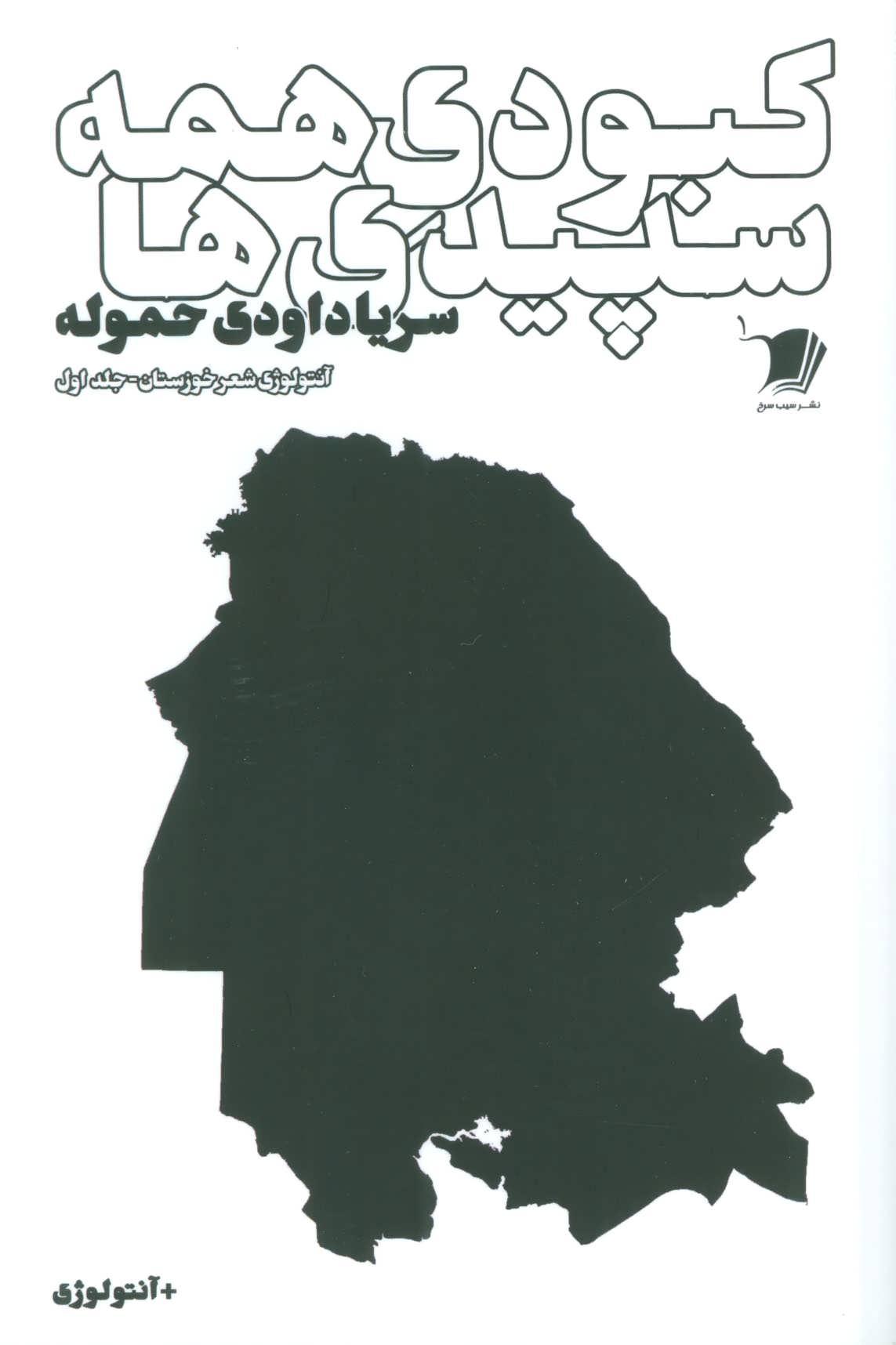 کتاب کبودی همه سپیدیها (جلد اول)