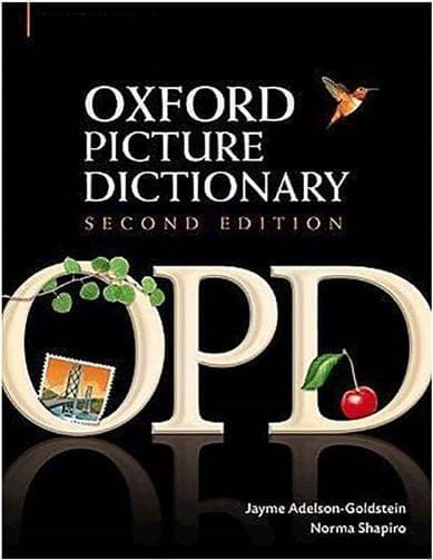 کتاب Oxford Picture Dictionary 2nd - Hard Cover