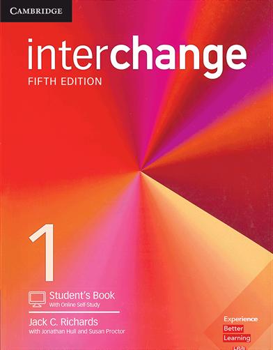 کتاب Interchange 5th 1 SB+WB+CD