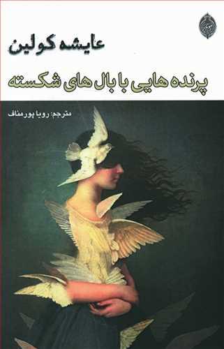 کتاب پرندههایی با بالهای شکسته