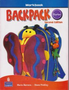 کتاب Back pack starter work