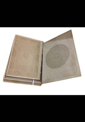کتاب قرآن کریم (رحلی، خاتم، باجعبه)
