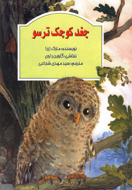 کتاب جغد کوچک ترسو (رحلی) کتابنیستان #