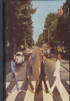 کتاب جاده صومعه (Beatles، Abbey Road)