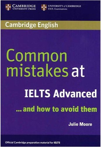 کتاب Common Mistakes at Ielts Advanced