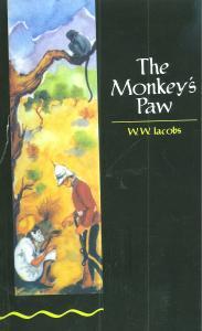 کتاب the monkeys paw