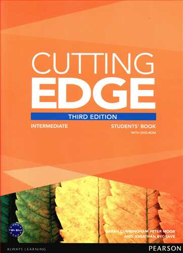 کتاب Cutting Edge Intermediate (SB&WB)