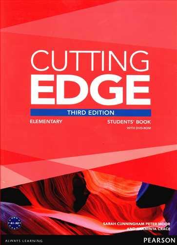 کتاب Cutting Edge Elementary (SB&WB)