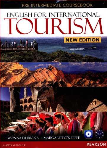 کتاب Eng For International Tourism (جنگل)