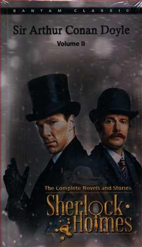 کتاب Sherlock Holmes (V۱&V2) (جنگل)