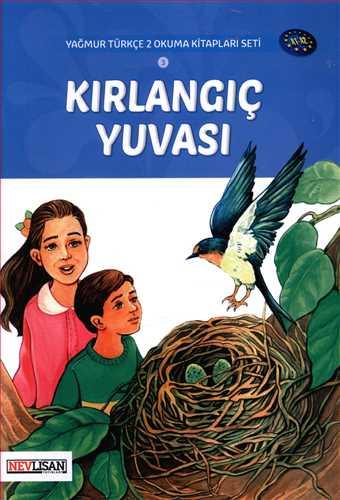 کتاب Kirlangic Yuvasi