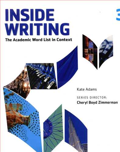 کتاب Inside Writing 3