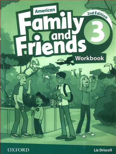 کتاب Family & Friends (3) (american)