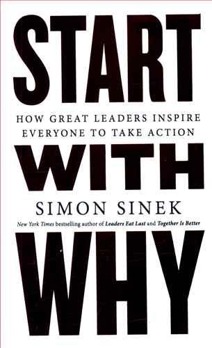 کتاب START WITH WHY (جنگل)