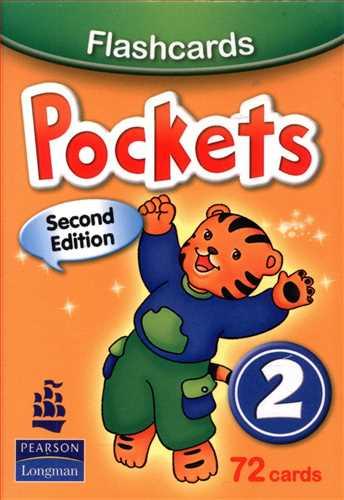 کتاب Flashcards Pockets (۲) Second Edition (جنگل)