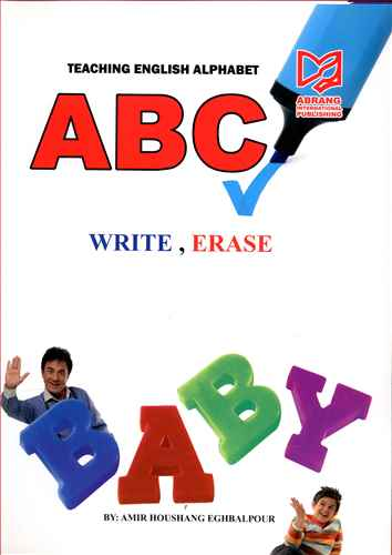 کتاب TEACHINING ENGLISH ALPHABET ABC