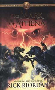 کتاب The Mark of Athena