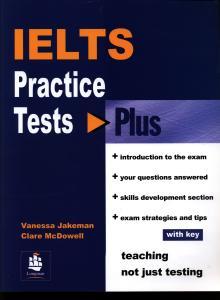 کتاب ielts practice test ۱