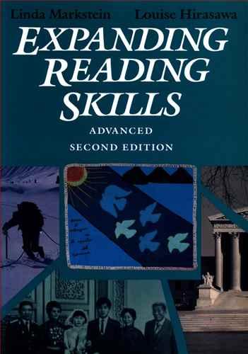 کتاب Expanding Reading Skills Advanced