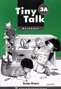 کتاب Tiny Talk (۳A) (WB) + CD