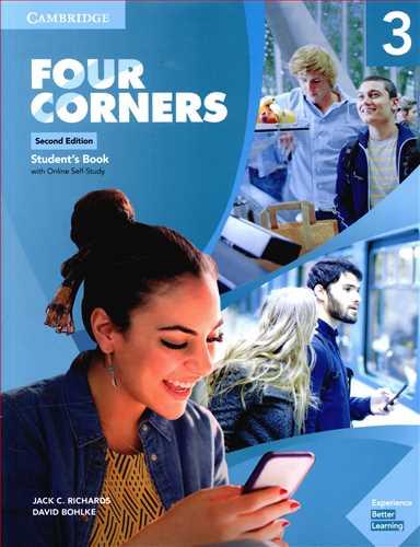 کتاب Four Corners (۳) (ST+WO) + CD