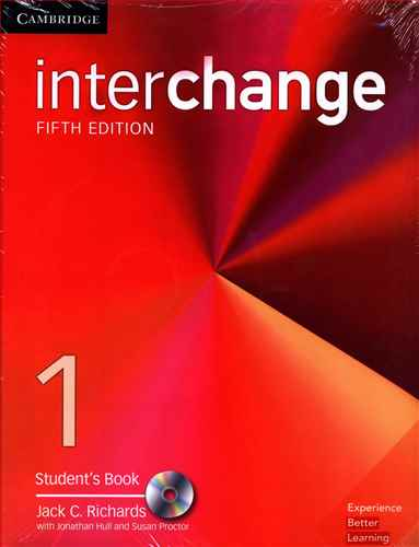 کتاب Cambridge Interchange (۱) (DVD/CD)