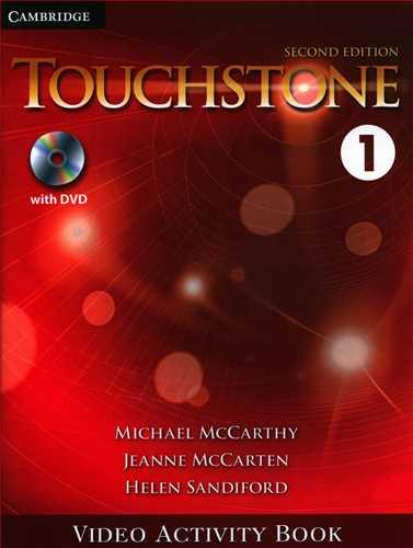 کتاب Video Book Touchstone (1) 2ND+DVD