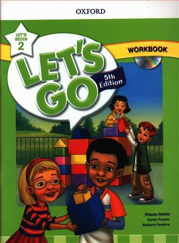 کتاب Lets Go Begin (2) Workbook