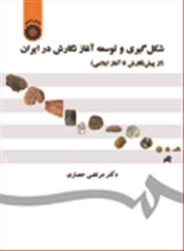 کتاب شکلگیری و توسعه آغاز نگارش در ایران (از پیشنگارش تا آغاز ایلامی)