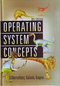 کتاب Operating system concepts [Book]