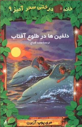 کتاب دلفینها در طلوع آفتاب