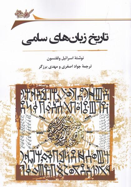 کتاب تاریخ زبانهای سامی