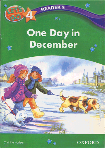 کتاب Lets Go 4 Readers One Day in December