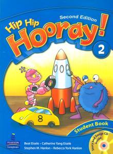 کتاب Hip Hip Hooray 2 Activity Book