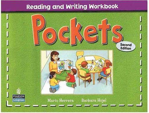 کتاب Pockets 2nd Reading and Writing Workbook