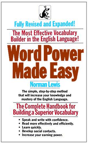 کتاب Word Power Made Easy