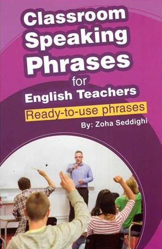 کتاب Classroom Speaking Phrases for English Teachers