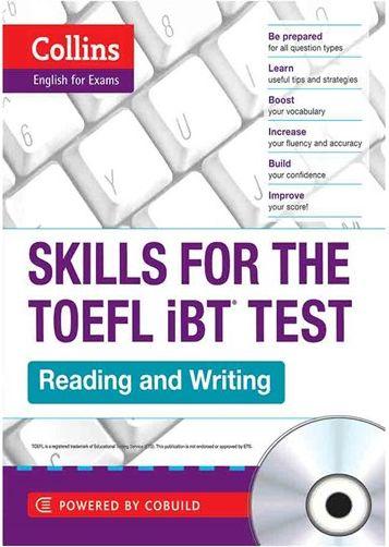 کتاب Collins Skills for The TOEFL iBT Test Reading and Writing