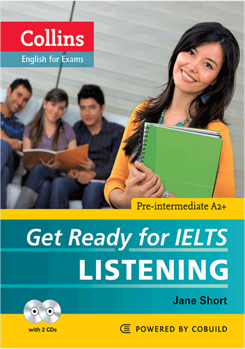 کتاب Get Ready for IELTS Listening Pre-Intermediate