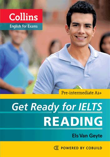 کتاب Get Ready for IELTS Reading Pre-Intermediate