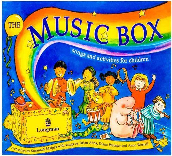 کتاب The Music Box Songs and Activities for Children+CD