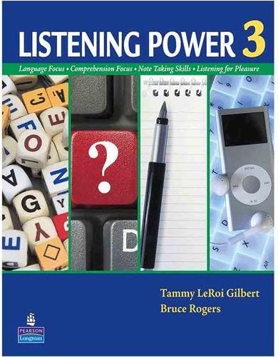 کتاب Listening Power 3+CD