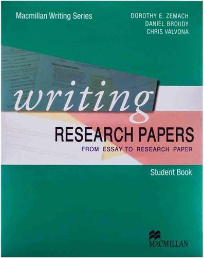 کتاب Writing Research Papers Student Book