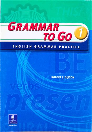 کتاب Grammar To Go 1