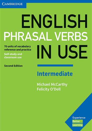کتاب English Phrasal Verbs In Use Inter-2nd